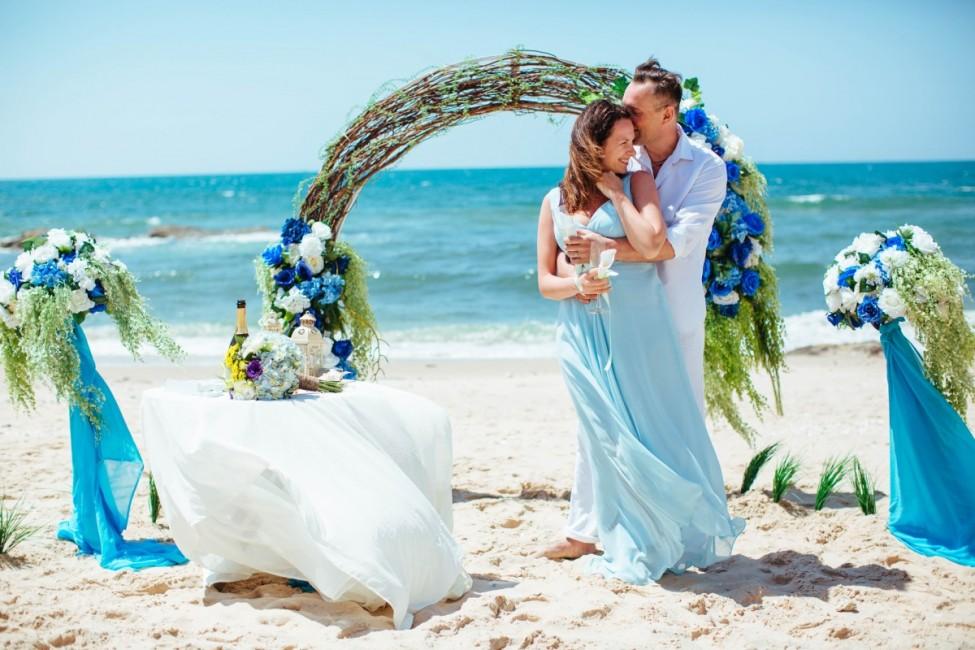 Свадьба во Вьетнаме. Церемония с Муйне. Фотограф Валерия Панарина