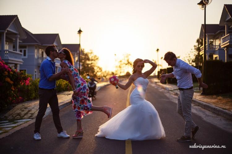 Свадьба во Вьетнаме. Фотограф в Муйне. Валерия Панарина