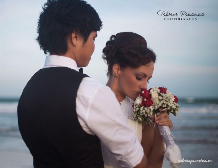 Свадебные фотосессии во Вьетнаме. Свадебные церемонии в Муйне, Нячанге.