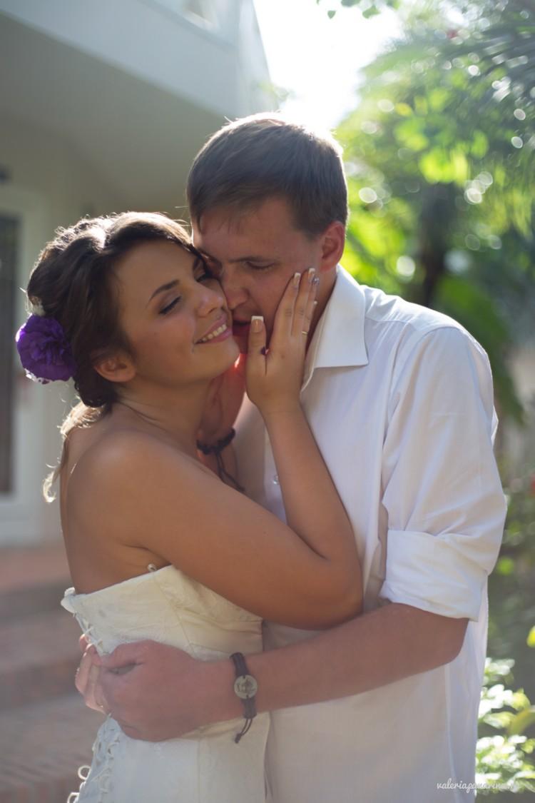 Свадьба во Вьетнаме. Символическая церемония в Фантьет, Нячанг, Муйне. Валерия Панарина