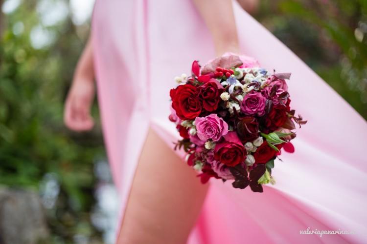 Свадьба во Вьетнаме. Символическая церемония в Муйне, Нячанге.