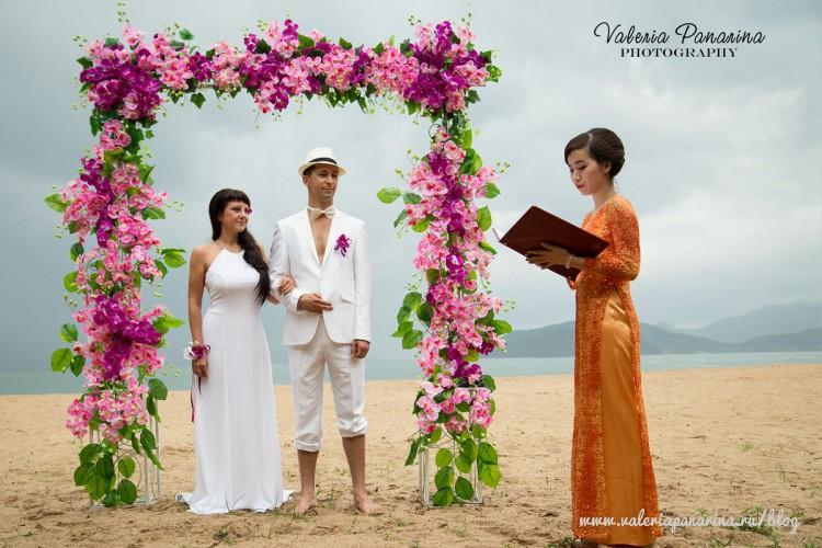 Свадебные фотосессии во Вьетнаме. Фотограф Валерия Панарина