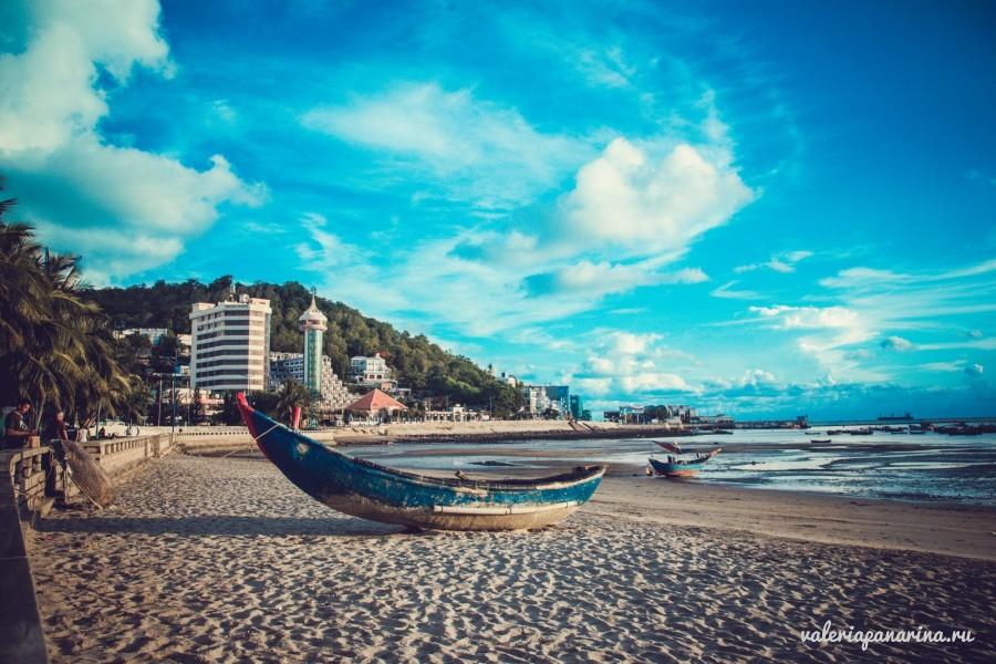 Вьетнамские пляжи без суеты