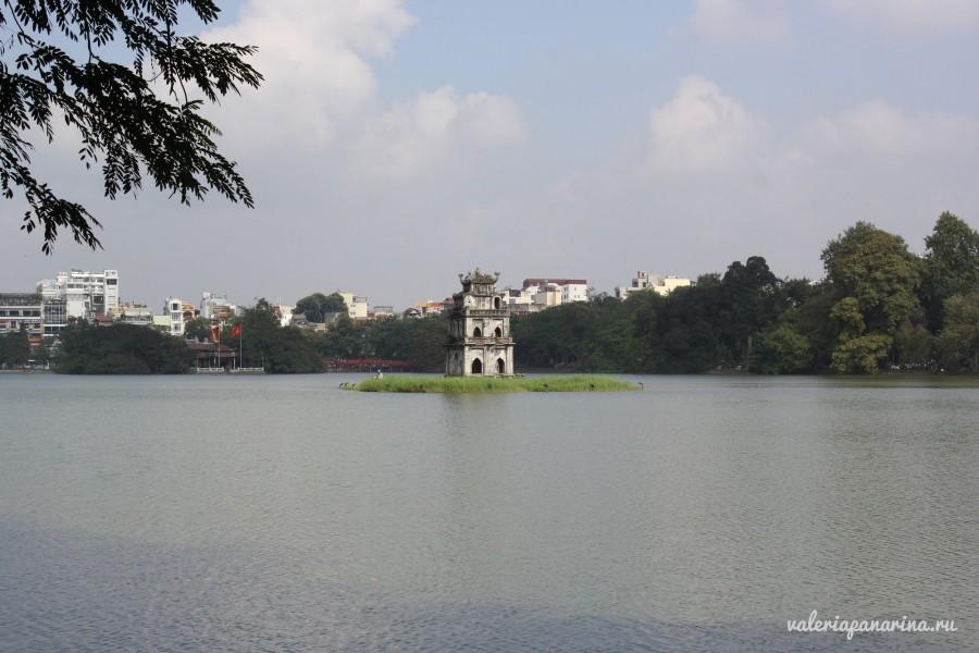 Благодатные озера Ханоя