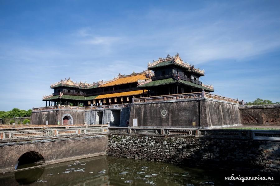 Древняя цитадель Вьетнама: шесть веков на страже