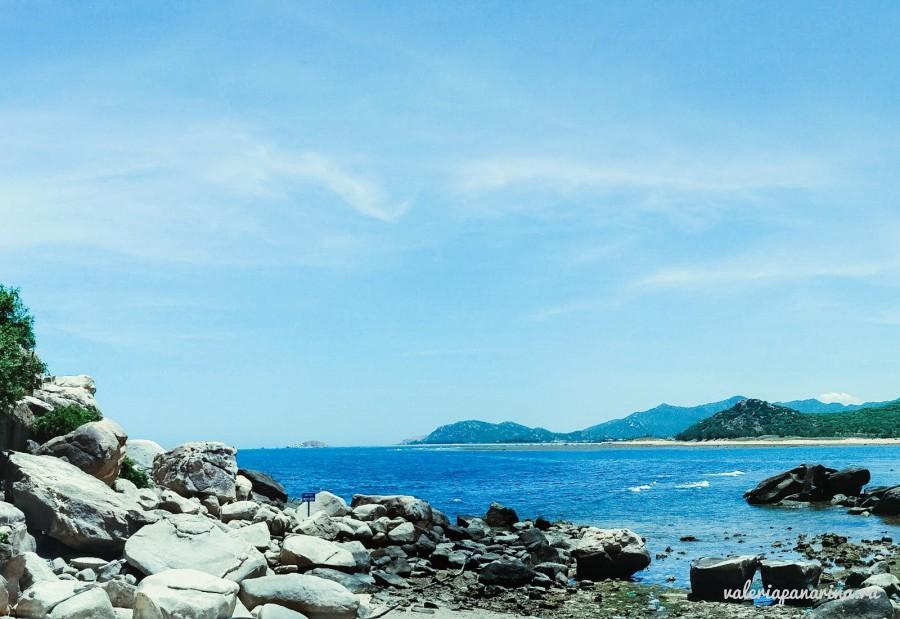 Морские и горные пейзажи провинции Ниньтхуан