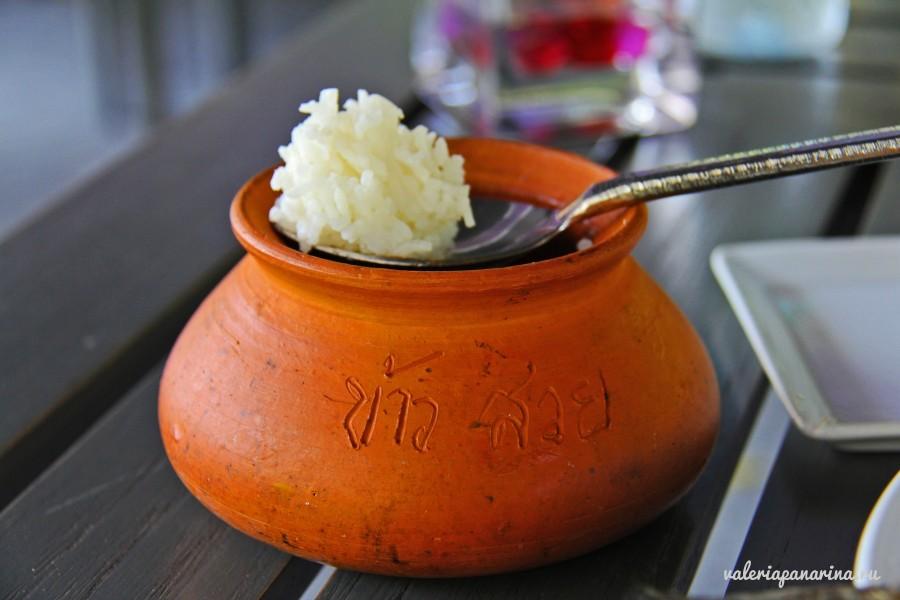Клейкий рис – это уникальный продукт, а не испорченная каша