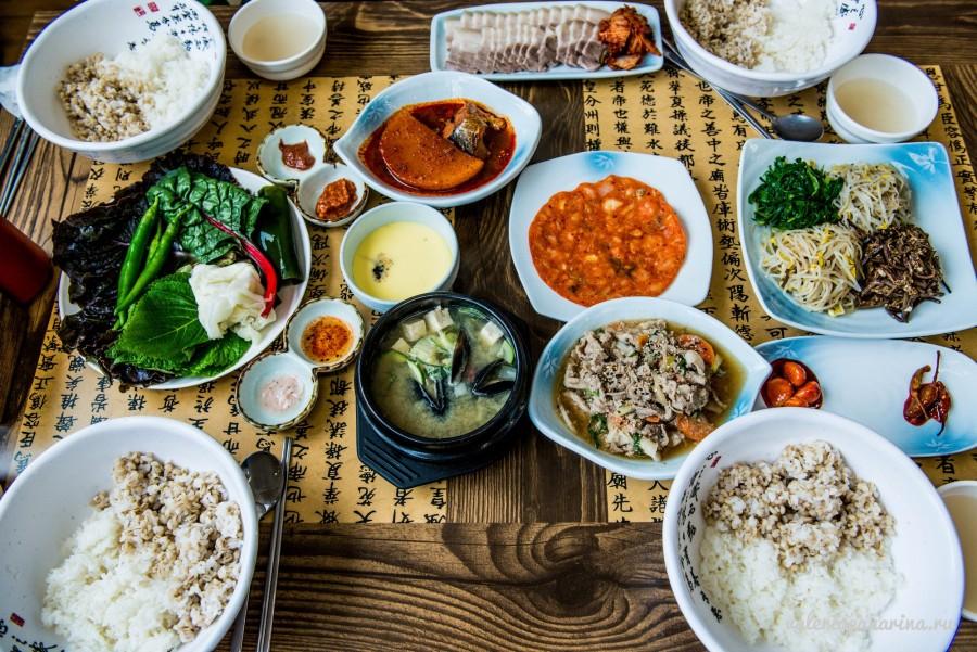 Вьетнамское застолье – с чувством легкого голода не уйти