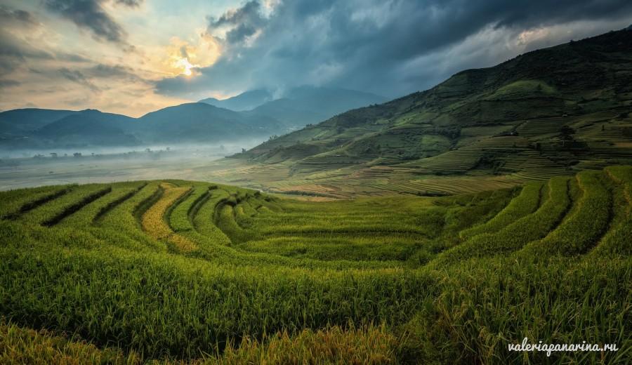 Путешествие по провинции Хынгйен