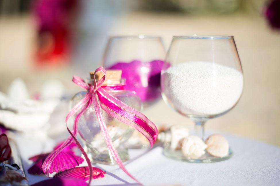 Песочная церемония. Свадебная церемония во Вьетнаме. Фотограф Валерия Панарина