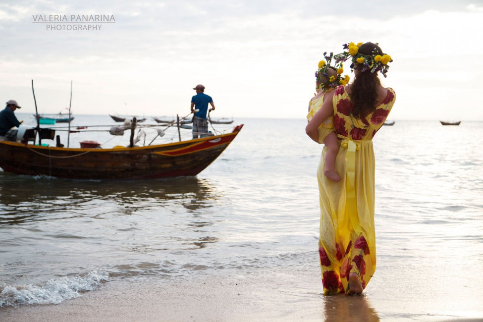 Фотограф во Вьетнаме. Детские фотосессии во вьетнаме.