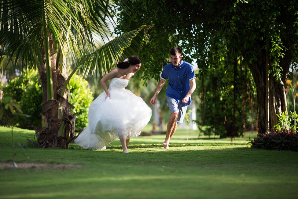 Свадебная церемония во Вьетнаме. Фотограф Валерия Панарина