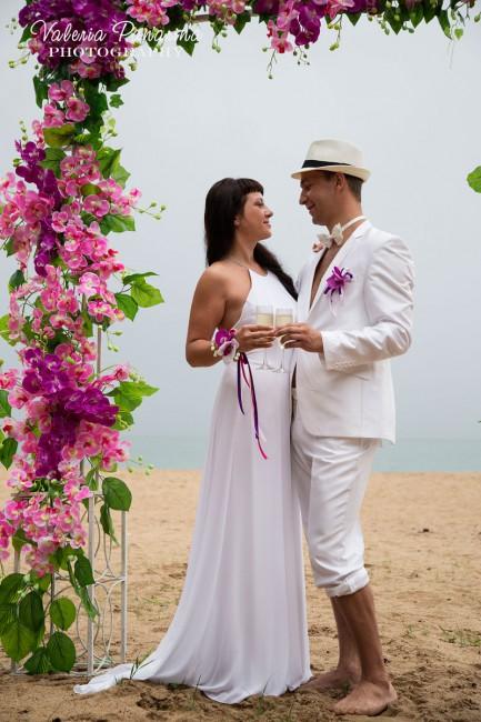 Свадебные фотосессии в Нячанге, Вьетнаме. Свадебные церемонии во Вьетнаме. Фотограф Валерия Панарина