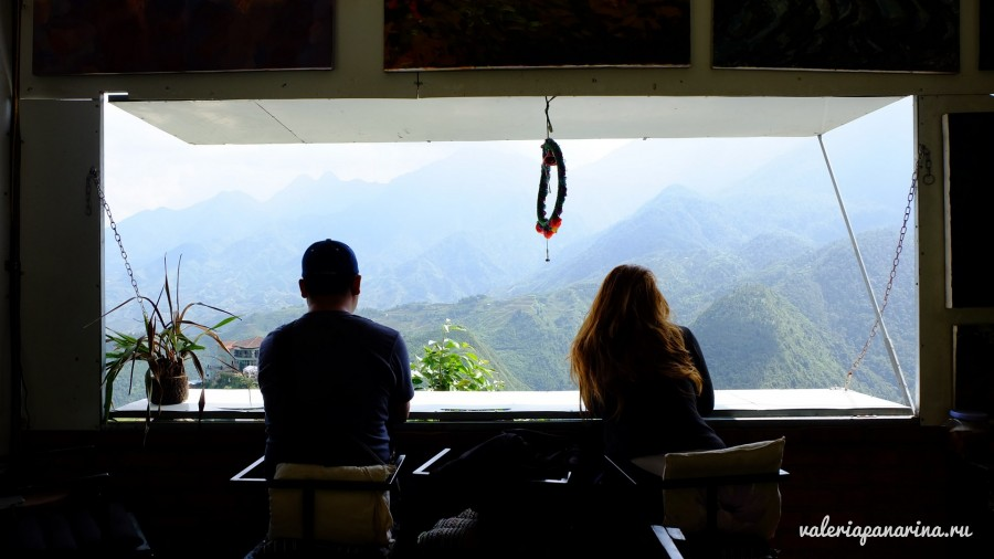 Гора Ba Den в провинции Тайнинь